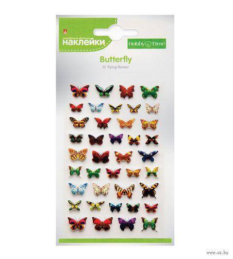 """Набор наклеек """"Бабочки"""" — фото, картинка"""
