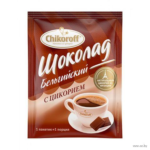 """Цикорий растворимый """"Chikoroff. Бельгийский шоколад"""" (12 г) — фото, картинка"""