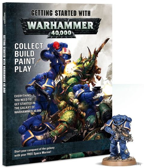 Getting started with Warhammer 40.000 — фото, картинка