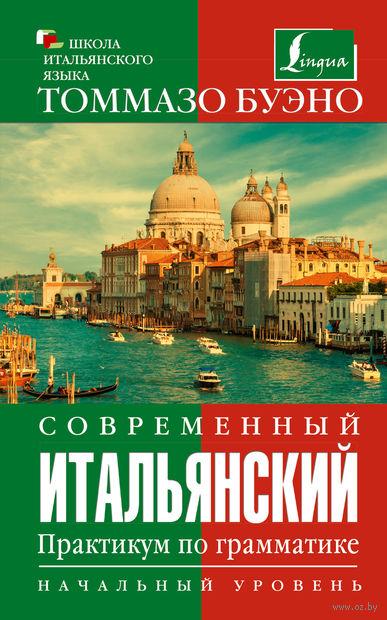 Современный итальянский. Практикум по грамматике. Начальный уровень. Томмазо Буэно
