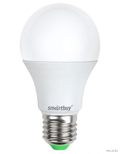Лампа Светодиодная (LED) Smartbuy-A60-15W/3000/E27