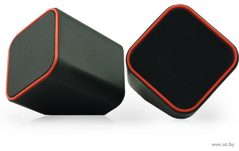 Колонки SmartBuy Cute (Black/Red)