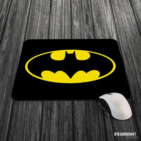 "Коврик для мыши большой ""Бэтмен"" (арт. 047)"