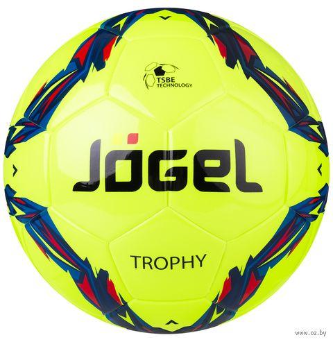 """Мяч футбольный Jogel JS-950 """"Trophy"""" №5 — фото, картинка"""