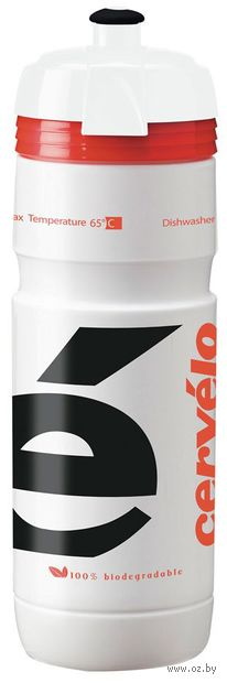 "Бутылка для воды ""Supercorsa Team 2014 - Cervelo"" (750 мл; арт. белая) — фото, картинка"