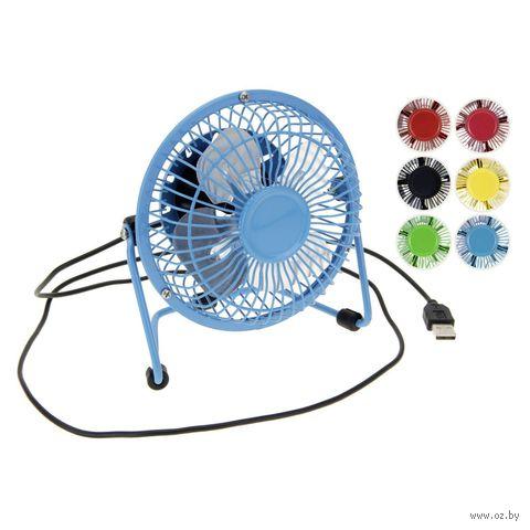 Вентилятор металлический (135х110х150 мм)