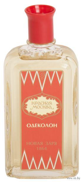 "Одеколон ""Красная Москва"" (85 мл; без коробки) — фото, картинка"
