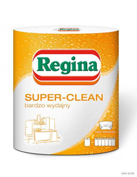 """Бумажные полотенца """"Super Clean"""" (1 рулон) — фото, картинка"""