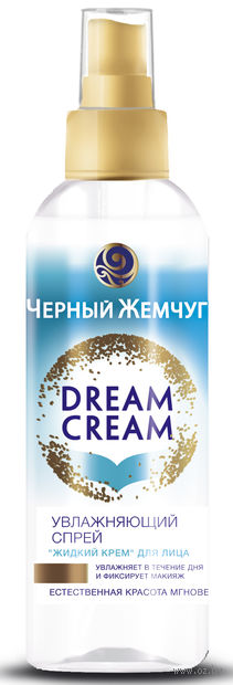 "Спрей-уход для лица ""Dream Cream"" (90 мл) — фото, картинка"