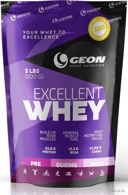 """Протеин """"Excellent Whey"""" (920 г; печенье со сгущенным молоком) — фото, картинка"""