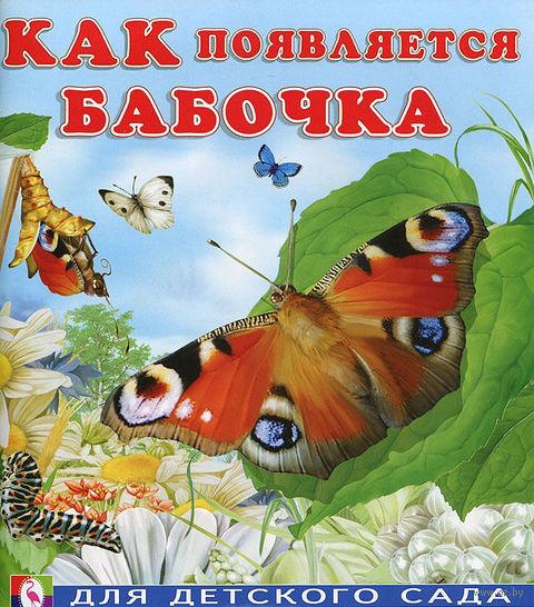 Как появляется бабочка. Ирина Гурина