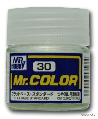 Краска Mr. Color (flat base, C30)
