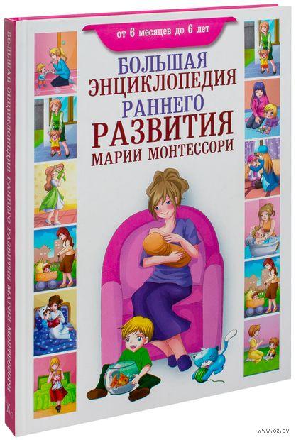 Большая энциклопедия раннего развития Марии Монтессори. От 6 месяцев до 6 лет. Дельфина Котт