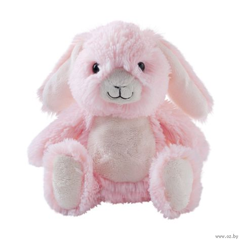 """Игрушка-грелка """"Розовый кролик"""""""