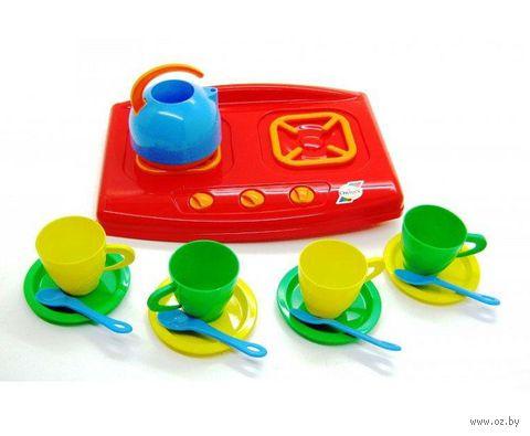 """Набор детской посуды """"Чайная церемония"""" — фото, картинка"""