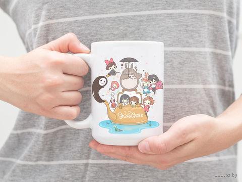 """Кружка """"Studio Ghibli"""" — фото, картинка"""