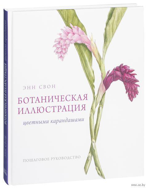 Ботаническая иллюстрация цветными карандашами. Пошаговое руководство — фото, картинка
