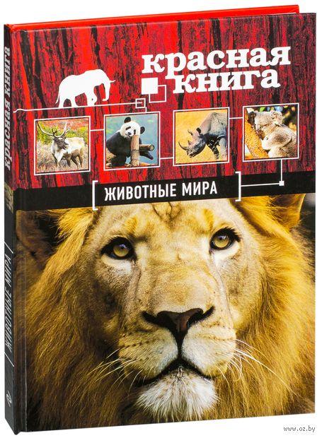 Красная книга. Животные мира. Оксана Скалдина, Евгений Слиж