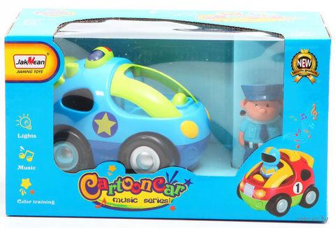 """Игровой набор """"Полицейская машина"""" (арт. 6801) — фото, картинка"""