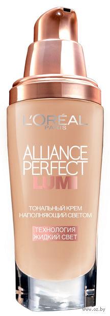 """Тональный крем для лица """"Alliance Perfect Lumi"""" (тон: RCK2, розовая ваниль; 30 мл)"""