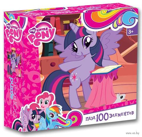 "Пазл ""My Little Pony. Сумеречная Искорка"" (100 элементов) — фото, картинка"