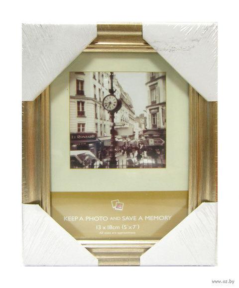Рамка деревянная со стеклом (13х18 см) — фото, картинка