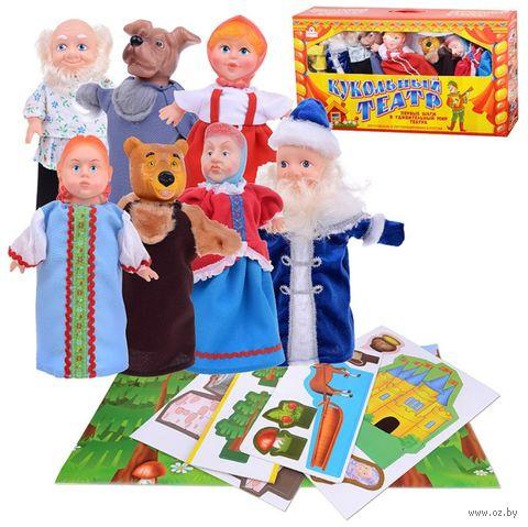 """Кукольный театр """"Мои любимые сказки"""" (арт. В300) — фото, картинка"""