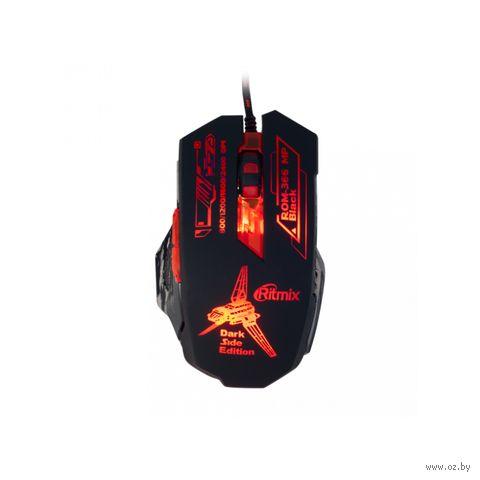 Мышь игровая Ritmix ROM-366MP — фото, картинка