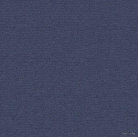 "Бумага подарочная в рулоне ""Coloured Kraft"" (цвет: темно-синий)"
