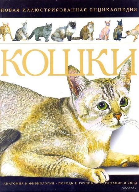 Кошки. Новая иллюстрированная энциклопедия — фото, картинка