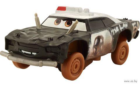 """Полицейская машина """"Тачки 3. Сумасшедшая восьмерка. Стоппер"""" — фото, картинка"""