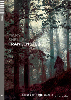 Young Adult Eli Readers. Frankenstein (+ CD) — фото, картинка