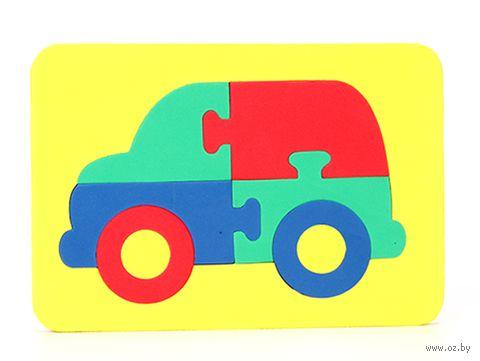 """Рамка-вкладыш """"Мозаика. Автомобиль"""" — фото, картинка"""