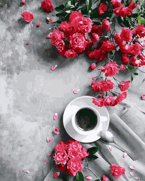 """Картина по номерам """"Гармония ароматов"""" (400х500 мм) — фото, картинка"""