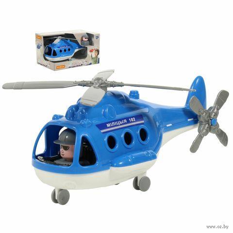 "Вертолёт ""Милиция. Альфа"" (арт. 68682) — фото, картинка"