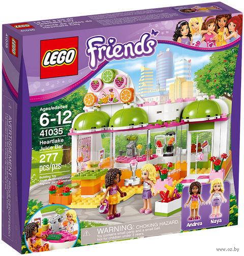 "LEGO Friends ""Фреш-бар Хартлейк Сити"""