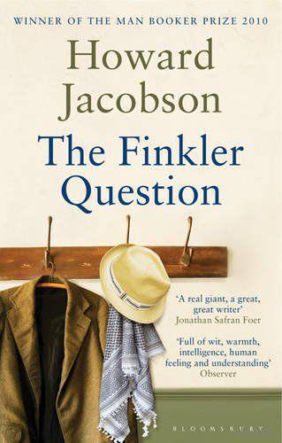 The Finkler Question. Говард Джейкобсон