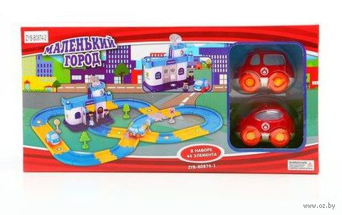 """Игровой набор """"Пожарная охрана"""" (арт. Г52995)"""