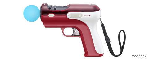 Рукоятка для PS Move Controller в виде пистолета для стрельбы