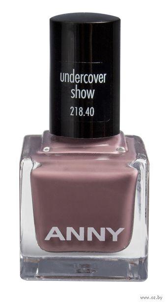 "Лак для ногтей ""Anny Nail Polish"" (тон: 218.40, undercover show) — фото, картинка"
