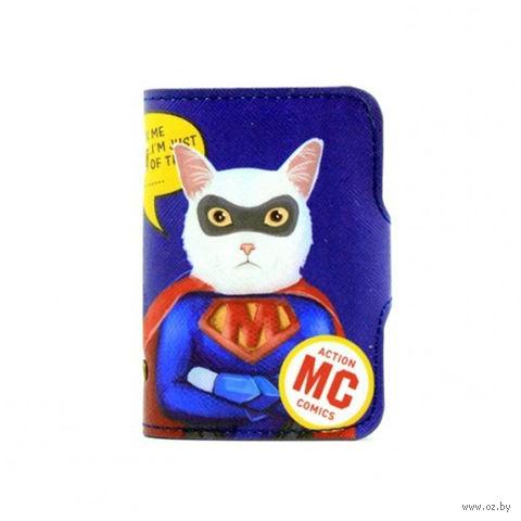 """Кредитница """"Superman"""" (20 карточек) — фото, картинка"""