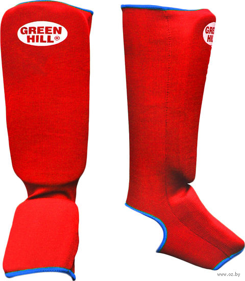 Защита голень-стопа SIC-6131 (M; красная) — фото, картинка