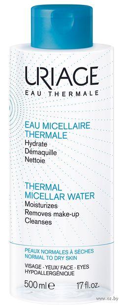 """Мицеллярная вода """"Очищающая. Для нормальной и сухой кожи"""" (500 мл) — фото, картинка"""
