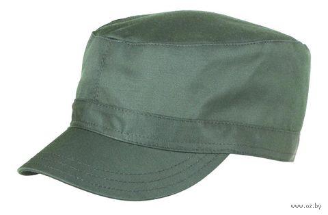 Кепи летнее (р. 60; зелёное) — фото, картинка