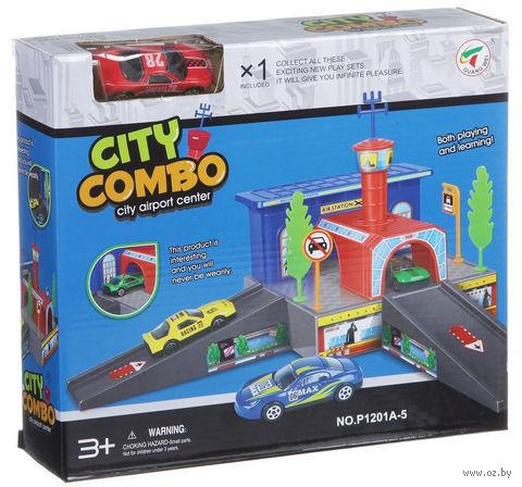 """Игровой набор """"City Combo. Аэропорт"""""""