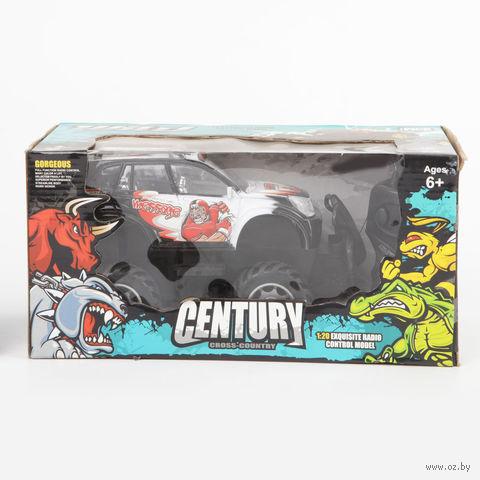 """Автомобиль на радиоуправлении """"Джип Century"""""""