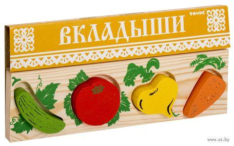"Рамка-вкладыш ""Овощи"" — фото, картинка"