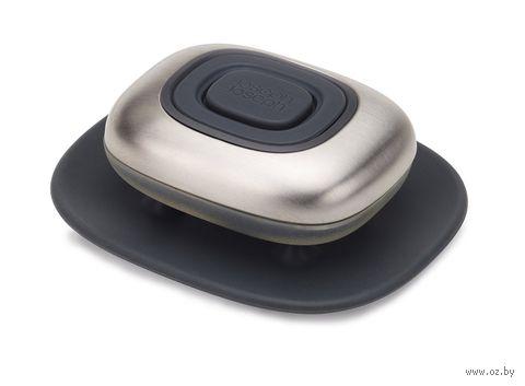 """Дозатор для жидкого мыла стальной """"SmartBar"""" — фото, картинка"""