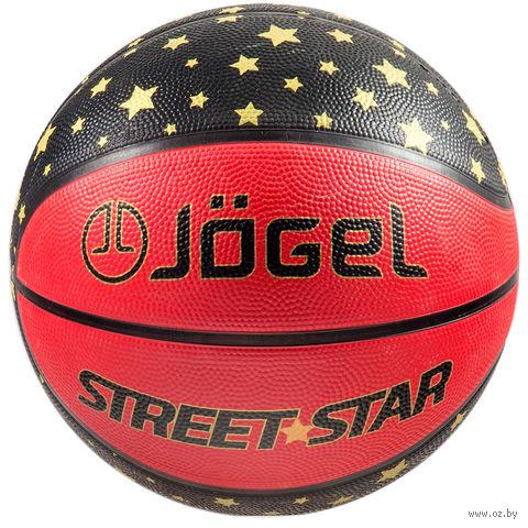 """Мяч баскетбольный Jogel """"Street Star""""№7 — фото, картинка"""
