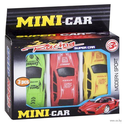 "Набор машинок ""Mini Car"" (арт. DV-T-767) — фото, картинка"